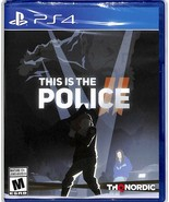 This Is the Police 2 II PlayStation 4 PS4 Brand New