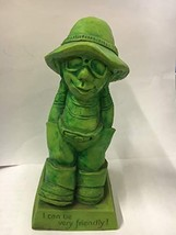 """Wise Guys Vintage 6.5"""" Statue Figurine I Can Be Very Friendly Rare Hard to Find  - $29.99"""