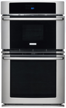 """Electrolux EW30MC65PS Wave-Touch Series 30"""" Double Electric Wall Oven St... - $2,494.75"""