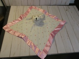 B3 Aden and + Anais Oh My Stars Pink Bunny Musy Mate Baby Blanket Trim L... - $64.34