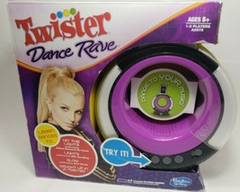 Twister Dance Rave Music Player w/Flashing Colors that Move to the Breat... - $13.09
