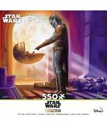 Star Wars The Mandalorian Meets The Child Grogu 550 Piece Puzzle Multi-C... - $19.98