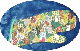 The Best Quilted Oven Mitts & Pot Handles on eBay!! Handmade Barnyard  # 1 - $7.50