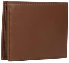 Tommy Hilfiger Men's Premium Leather Credit Card ID Passcase Billfold Wallet image 15