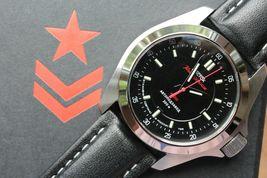 Vostok Komandirsky Russian Mechanical Automatic K-39 Military wristwatch 390775 image 9