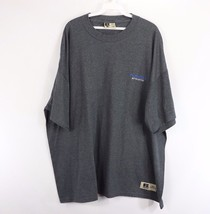 Vintage Russell Athletic Mens 2XL XXL Spell Out Short Sleeve Blank T Shi... - $25.69