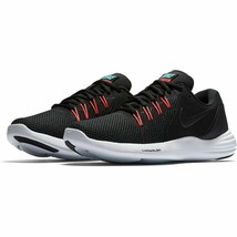 Women's Nike Lunar Apparent Shoes White/Black 908998-003 Running Sneakers - $69.99