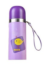 12 Oz Stainless Steel Vacuum Cup Large Capacity Portable Cup, Cute Anima... - €20,04 EUR