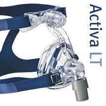 ResMed Activa LT Nasal CPAP Mask with Headgear - $84.00