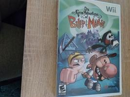 Nintendo Wii The Grim Adventures Of Billy & Mandy image 1