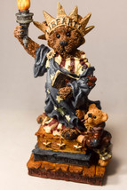 Boyds Bears: Ms. Libearty... Wants You Too! - Style 01998-21 - Special F... - $21.08