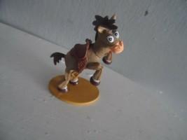"BULLSEYE Toy Story 3.5"" disney pixar pvc character figure toy cake topper - $6.93"