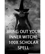 100X  7 SCHOLARS BRING OUT YOUR INNER WITCH EXTREME  POWERS GIFTS HIGH E... - $99.77