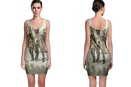 The Walking Dead Women's Sleevless Bodycon Dress - $21.80+