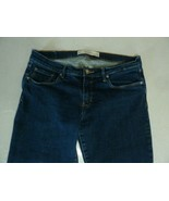 Abercrombie & Fitch Women Perfect Stretch Jeans  size 10R W30 I 33 Flare... - $24.74