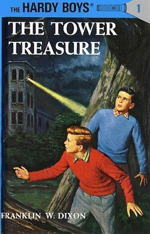 Book  hardy boys  1