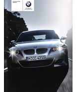 2006 BMW M5 sedan sales brochure catalog US 06 V10 - $12.00
