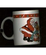 SANTA CHRISTMAS MUG - $8.50