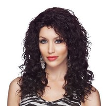ELEGANTE COLLECTION BRAZILIAN REMY 100% HUMAN HAIR WIG 'H ROSA' CURLY WIG