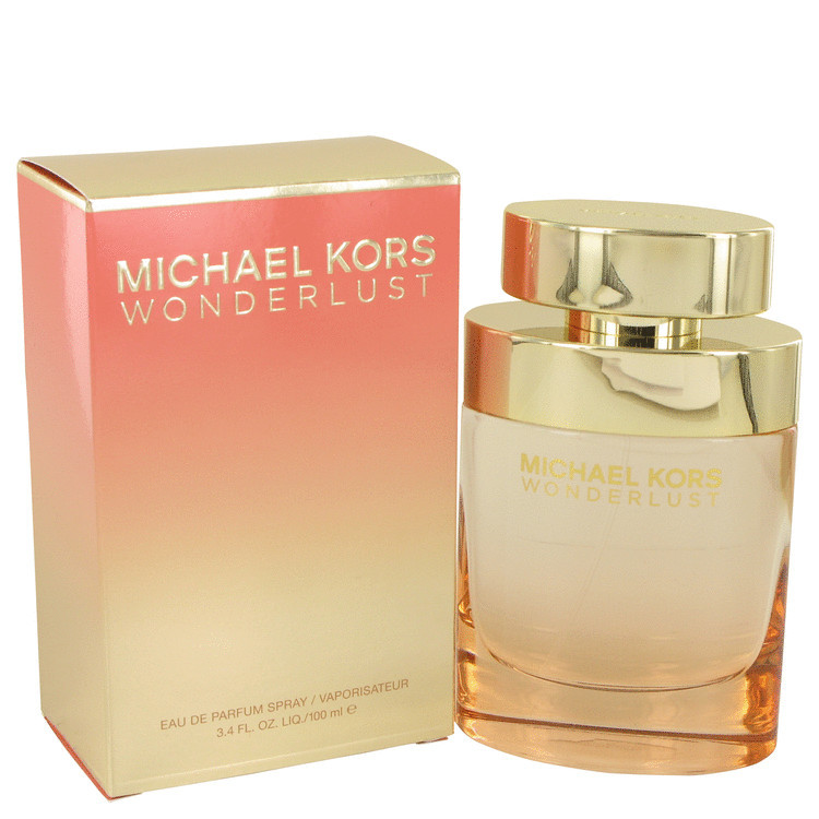 Michael Kors Wonderlust Perfume 3.4 Oz Eau De Parfum Spray