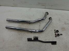 86-11 Harley Davidson Softail Vance & Hines Exhaust Muffler System - $174.95