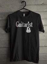 Acoustic Guitar Loose Men's T-Shirt - Custom (4665) - $19.12+