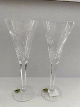 Waterford Crystal Millennium  Collection Toast Year 2000 Peace Toasting ... - $48.00
