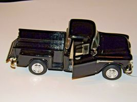 Die-cast 1955 Chevy StepSide Toy Truck AA19-1517 Vintage image 2