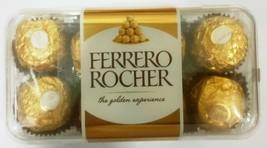 Ferrero Rocher Chocolate Choose from 1 X 200 Gm / 4 X 200 Gm Mfg 8/18 Ex... - $17.90+