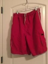 Surf Gear Sonoma Men's Lined Swim Shorts Trunks Sz M MultiColor SwimWear - $52.80