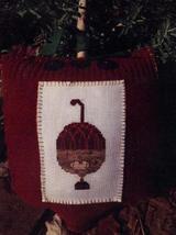 Little Guys: Acorn Abe cross stitch chart Amy Bruecken Designs - $5.40