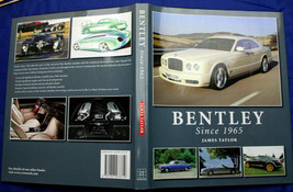 BENTLEY SINCE 1965 James Taylor 2012 Azire Armage GT Flying Spur Brookla... - $26.96