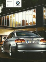 2009 BMW 3-SERIES Coupe brochure catalog US 09 328i 335i xDrive - $8.00