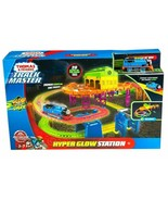 Fisher-Price Thomas Friends TrackMaster Hyper Glow Station Railroad BRAN... - $79.19