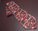 Tie museum artifacts books reds   blues 01 thumb155 crop