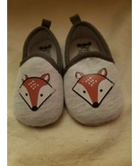 CJP Baby Boys Booties 6-9 Months baby shoes Fox Baby Shoes - $14.86