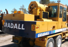 1999 GRADALL XL4100 For Sale In Uxbridge, Ontario Canada image 1