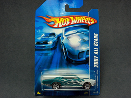 Hot Wheels 1967 Pontiac GTO #2007-137 #1 - $4.95