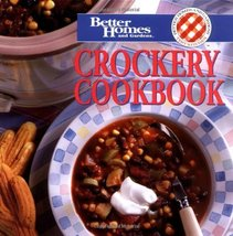 Crockery Cookbook (Better Homes & Gardens) Better Homes and Gardens Books - $6.93
