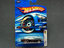 Hot Wheels 1969 Camaro #2006-021 #4 - $4.95
