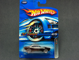 Hot Wheels 1967 Camaro #2006-089 #2 - $4.95