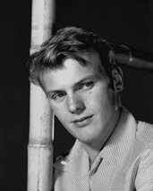 Tab Hunter Handsome Early Studio Publicity Photo Shoot 16X20 Canvas Giclee - $69.99