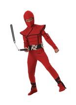 California Costumes Stealth Ninja Child Costume, Small - $29.33
