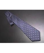 Egon Von Furstenberg Neck Tie Silk Dark Blue New with RetailTag Attached - $12.99