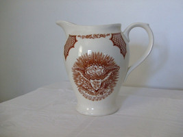 Alfred Meakin Staffordshire pitcher - $49.99