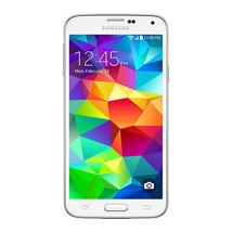 New Unlocked Verizon Samsung G900V Galaxy S5 White 16GB Android Smartphone - $260.87