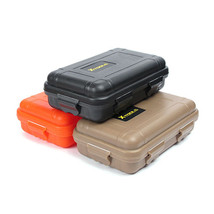 Plastic Camping Airtight Survival Box Container Outdoor Waterproof Box T... - $7.30