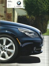 2009 BMW 5-SERIES Sedan sales brochure catalog US 528i 535i xDrive 550i - $8.00