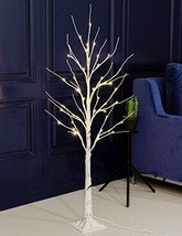 Bolylight LED Birch Tree 4ft 48L LED Christmas Decorations Lighted Tree ... - €36,72 EUR