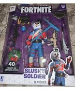 "Fortnite Legendary Series Slushy Soldier 6"" Figure Walmart Exclusive Bra... - $31.04"